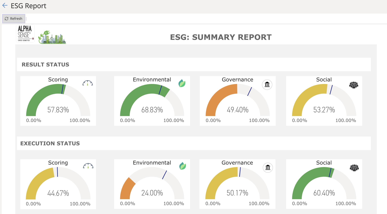 ESG Homepage screenshot2