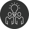 Enhanced data insight icon