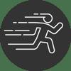 Strategic agility icon